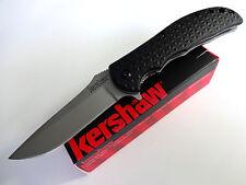 KERSHAW KNIFE 3650 VOLT II 8cr13MoV ASSISTED Plain Edge w/ Bead Blasted Finish