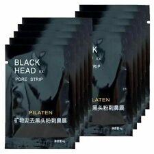 10 x FACE MASK PILATEN BLACKHEAD ACNE REMOVER CLEANSER PORE STRIPS