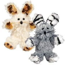 Kong Softies Fuzzy Bunny Cat Toy (Free Shipping in USA)
