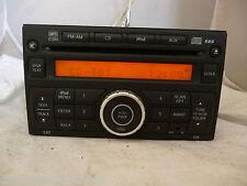 2012 12 Nissan Versa AM FM Radio Cd Mp3 Player 28185-3AN1A CY20G Bulk 23