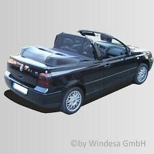 VW Golf Cabrio Mk 3&4 CONVERTIBLE WIND DEFLECTOR wind stop screen (Bodi XL)