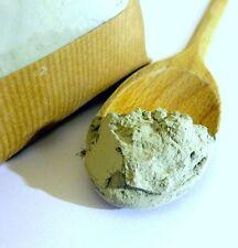 ARGILLA Verde Super-Ventilata Micronizzata 1 Kg Polvere Pura Bolus Uso Esterno