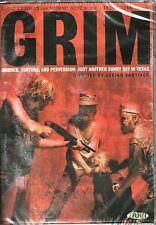GRIM-Troma DVD-Region Free-BRAND NEW-Still Sealed-Horror