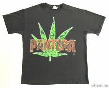 PANTERA Vintage T Shirt 90's Tour Concert 1994 Hanes XL FAR BEYOND DRIVEN Pot