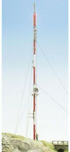 Busch HO Scale Radio Transmitter Tower/Cell Phone Mast - Assembled 5965
