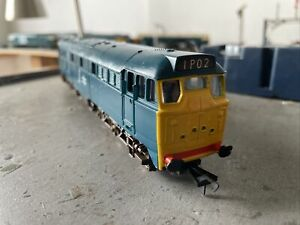 Airfix 54100 Class 31 401 In BR Blue OO Gauge  Boxed