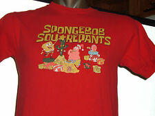 Sponge Bob Square Pants - Christmas - Medium T-shirt