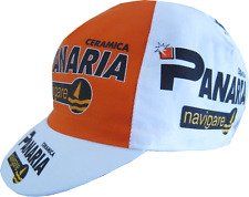 Retro Panaria Colnago Pro Cycling Team cap fast shipping