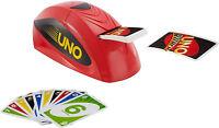 Mattel Games 9364 UNO Extreme Kartenspiel Familienspiel Gesellschaftsspiel