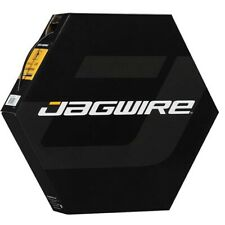Jagwire Lined 4mm Gear Shifter Cable Outer Black Per Metre