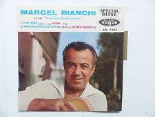 MARCEL BIANCHI et ses Hawaian beachcombers Blue moon ... EPL 7827