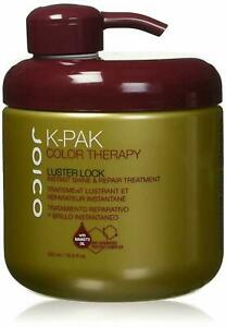 Joico K-PAK Color Therapy Luster Lock Instant Shine & Repair Treatment 16.9 oz