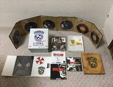 PS3 BIOHAZARD 15th Anniversary Box Japan Resident Evil e-capcom Limited Box JP