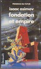 Isaac Asimov - Fondation et Empire - Denoël