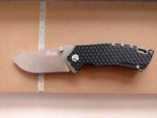 Kizer Klecker Compact Ki3411-2 folding knife Titanium & G-10 Handle S35VN blade