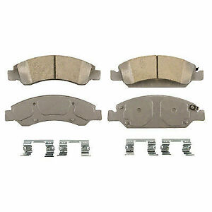 Disc Brake Pad-ThermoQuiet Front/Rear WAGNER QC1363