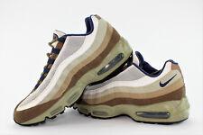Scarpe da ginnastica da uomo bianco Nike Air Max 95