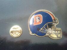 PIN'S PINS CASQUE HELMET FOOTBALL SUPER BOWL NFL USA DENVER BRONCOS 1985