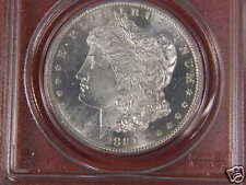 1881-S $1 Morgan Silver Dollar PCGS MS64 PL - Mirror Proof-Like Fields Nice Coin