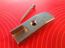 SI Aubi Siegenia 0807 A0807 807 Schließblech Holz Euronut inkl. Schraube