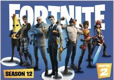 Fortnite Chapter 2 Season 2 Photo Poster Art - A4 Size + FREE 1-12 Times Table