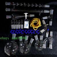 1000,New Organic Chemistry Laboratory Unit,24/40,Lab Glassware Kit,Free Shipping