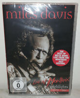 DVD MILES DAVIS - LIVE AT MONTREUX HIGHLIGHTS - NUOVO NEW