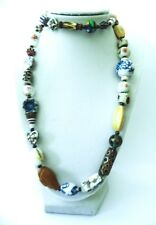 Vintage Tibetan Nepalese 30 inch Necklace