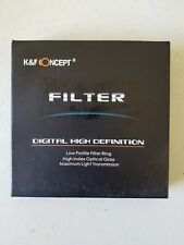 K&F Concept 62mm Fader ND Lens Filter FAST FREE SHIPPING!!!