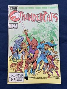 THUNDERCATS  # 1 75 CENT CANADIAN PRICE VARIANT!! Movie just announced!  HTF!