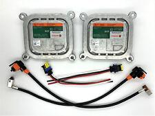 2x New OEM 09-14 Ford F 150 Xenon HID Headlight Ballast w/ Wiring Cables