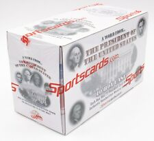 Sportscards.com A Word from the President Factory Sealed Case (10 Boxes)