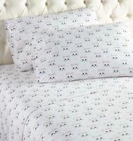 Shavel Micro Flannel Sheet SET - Princess Cats