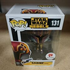 Sabine Wren Star Wars FUNKO POP MIB NEW 131 #131 Walgreens Exclusive