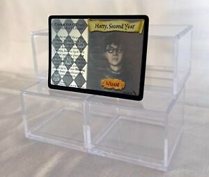 Harry Potter TCG Chamber Of Secrets Harry, Second Year 28/140 Holo Foil NM