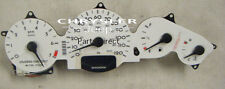 NEW CHRYSLER SEBRING,PACIFICA, 3.5L,2.0,2.4,2.5 V6 GUAGE PACK 05014829AA