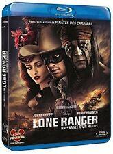 LONE RANGER               ------  BLU RAY