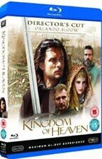 Kingdom of Heaven (directors Cut) Blu-ray DVD Region 2