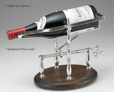 Silver Wine Cradle, Mechanical