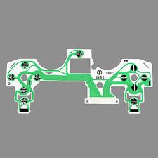 JDM-040 Conductive Film Buttons Repair Part For PS4 Controller DualShock US