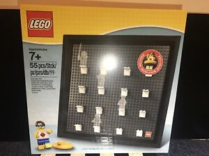 Lego Official Minifigure Display Frame X1 Limited Edition 5005359