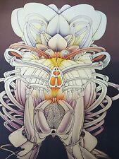 Alain Le Foll-Litografía Original, Firmada De Mano Y Numerada Por Artista