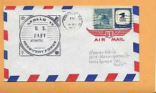 APOLLO 17 RECOVERY FORCE DEC 19,1972 NORFOLK VA