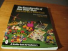 The Encyclopedia of Fast Food Toys Jack in the Box to White Castle PB GUC
