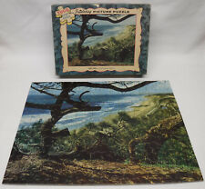 Vintage 1957 Tuco Picture Puzzle Torry Pines San Diego California Pacific Ocean