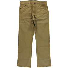 Filson Dry Tin Utility 5 Pocket Pants Gold Tan