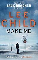 Make Me: (Jack Reacher 20),Lee Child- 9780857502681