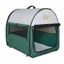 Go Pet Club AG18 Soft Crate for Pets 18-inch Green