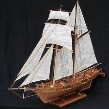 Nice Laser cut wooden sailboat Model kits:Scale 1/96 HARVEY 1847 ship model
