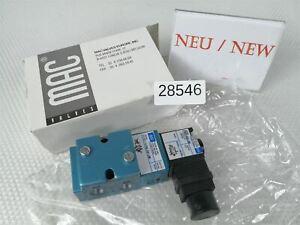 MAC PED-591JM 711C-14-PE-591JM Solenoid Valve